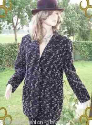 AE Prestige Elegance Paris schwarz weiß Gr. 44