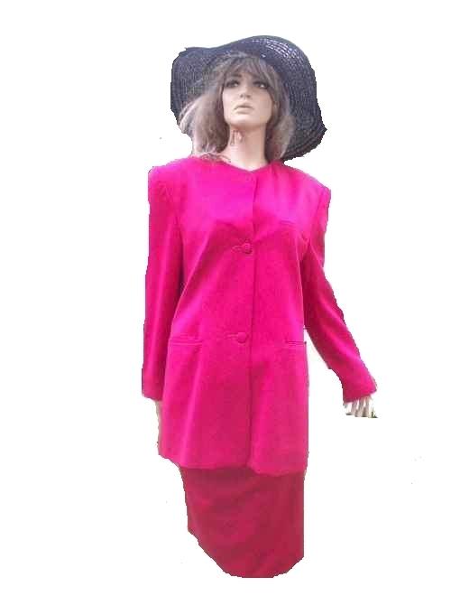 Antonette, by, Frans, Haushofer, Kostüm, pink, Gr 44, (5771)