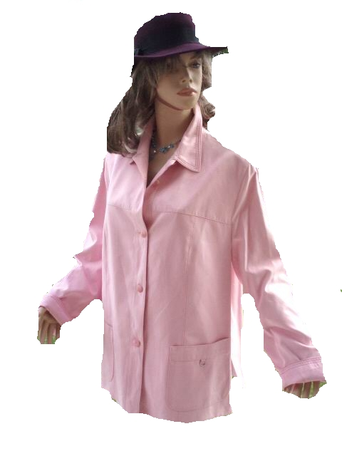 Jacke Creation Prestige in rosa Gr 46 (5694)