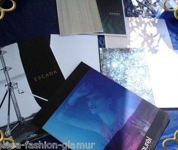 Escada Laurel 8 Kataloge von 2009 2010 (3349)