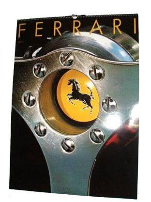 Ferrari Edition 2 Classic Line Kalender Limitiert (8210)