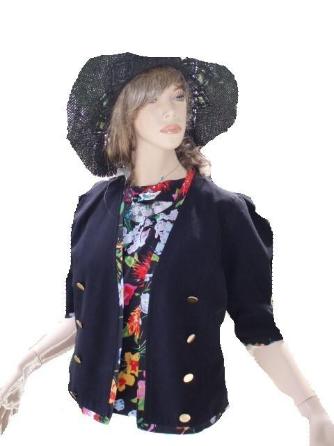 Jean Claire Blusen Blazer+Shirt Gr. 36 (5709)