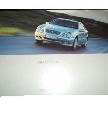 Mercedes Benz Die CLK Coupes aus 03/2000(114)