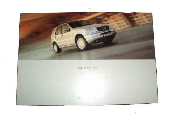 Mercedes Benz Die M-Klasse 04/2000 (44)