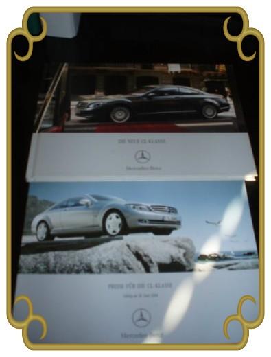 Mercedes Benz Die Neue CL Klasse + Preisliste 6/2006 (43)