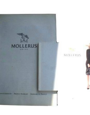 Mollerus 2 x Katalog Taschen Accesoiars usw. (5243)