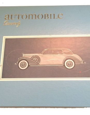 Automobile Quarterly Volume 16 Band 4  (8880[29])
